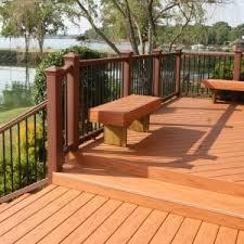exterior inspiring outdoor house ideas with nice backyard decks