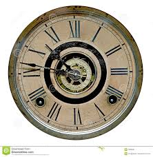 grandfather s clock face of antique grandfather clock stock image image 1866691