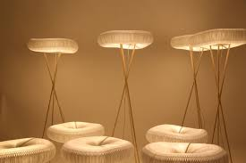 Beautiful Lighting Fixtures Molo Unveils Beautiful Led Softlight Ls Featuring Eco Friendly