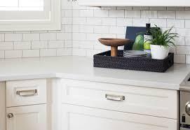quartz kitchen countertop ideas kitchen countertops dark tray and white tile backsplash for