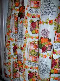 Vintage Kitchen Curtains by Fascinating Fall Kitchen Curtains With Falllr Curtainss Decoration