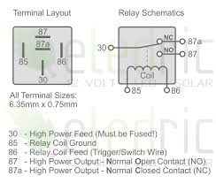 87a relay wiring diagram wiring diagrams