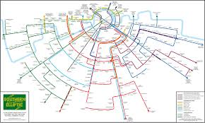 Train Map Of Italy by Alternative Map Of South London Train Routes September 26th 2013