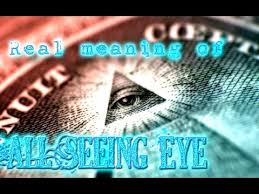 the meaning of the all seeing eye