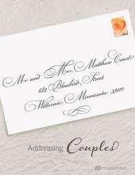 wedding invitations addressing addressing wedding invitations magnetstreet weddings
