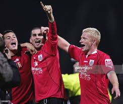 coca cola halloween horror nights code huddersfield town v barnsley photos and images getty images