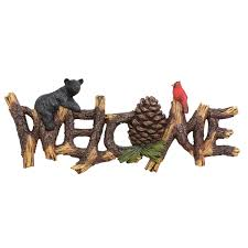 black bear decor u0026 bear gifts black forest decor