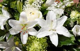 flowers for funerals proper etiquette for sending funeral flowers