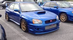 Hawkeye And Peanut Eye Subaru Impreza Wrx Sti Youtube