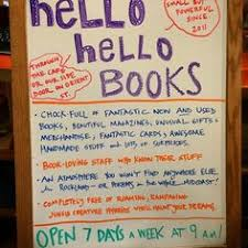 pin mel bookstore chalkboards window displays