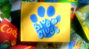 blue u0027s clues season 4 6 intro 2001 2004 video dailymotion