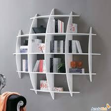 librerie muro a parete levante