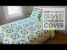 How To Wash Your Duvet How To Make A Duvet Cover Youtube