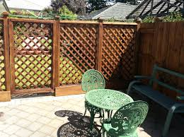 timber fences and trellis deck and fence pro