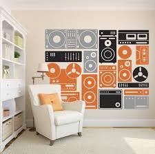 turn up the music stereo boombox speakers and music equipment
