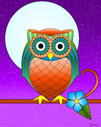1000 images about owls colouring on pinterest owl coloring colored