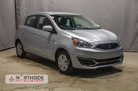 mitsubishi mirage silver new mitsubishi mirage on sale in edmonton ab