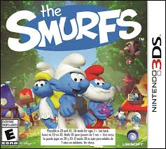 Home Design 3d Jugar by Amazon Com The Smurfs Nintendo 3ds Standard Edition Ubisoft