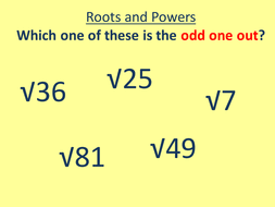 square root golf estimating roots by ceejaypee teaching