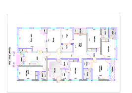 floor plan drafting architectural drawings bungalow ground floor plan yemtech home