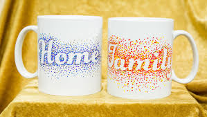 how to home family diy personalized mugs hallmark channel
