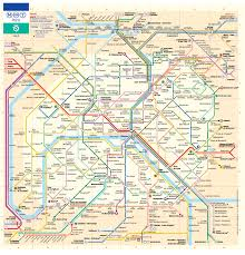 Athens Metro Map by We Kind Of Love This New Circular Take On The Paris Metro Map