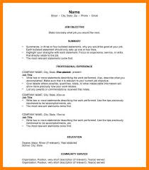 Reverse Chronological Resume Example by 5 Chronological Resume Examples Ats Resuming