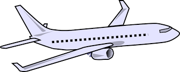 airplane clipart black and white clipart panda free clipart images