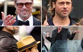 brad pitt i u0027m covering up all my angelina jolie tattoos the