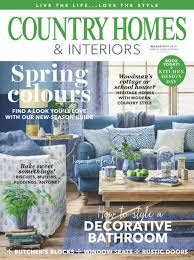 28 country homes and interiors magazine subscription
