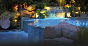 pretty handmade pool ideas with natural theme design and dazzling