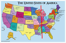 Map Of America Southern States by 2334 Prophecy U2013 Vengeance To Strike The United States