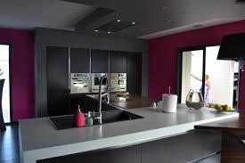 cuisine noir et blanc laqué cuisine blanc laqué et noir photos de design d intérieur et