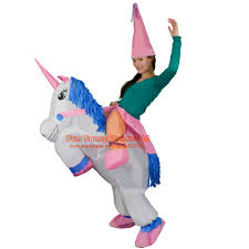 Blow Halloween Costumes Cheap Unicorn Fancy Dress Aliexpress