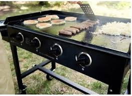 blackstone griddle surround table blackstone 36 inch large commercial portable griddle with cast iron