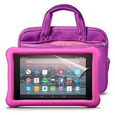 amazon fire kids black friday amazon com all new fire hd 8 kids essentials bundle with fire hd