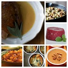 our grain free thanksgiving menu food renegade