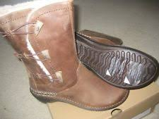 s ugg australia chaney boots ugg australia w chaney us 10 black mid calf boot ebay