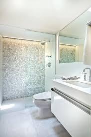 swanstone shower walls bathroom p shaped corner enclosure corian