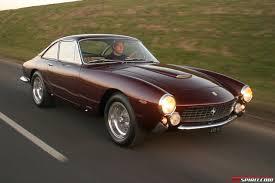 ferrari classic convertible road test 1963 ferrari 250 gt lusso gtspirit