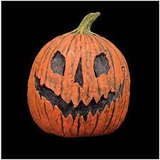 pumpkin mask king pumpkin mask mad about horror horror collectibles