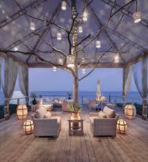 beautiful decks deck beach style with oyster finish wicker rattan