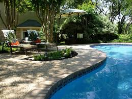 best solutions of backyard design ideas with pool large and