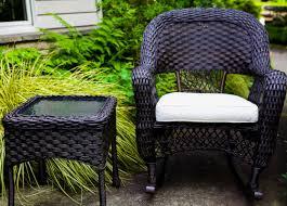 Veranda Collection Patio Furniture Covers - sol siesta veranda 3 piece rocking chair set with cushions