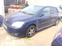 toyota corolla spares breaking toyota corolla 2002 2008 car parts spares in newham
