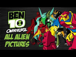 ben 10 omniverse aliens list