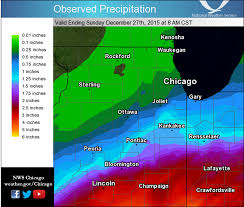 Rainfall Totals Map 24 Hour Rainfall Totals December 26 27th