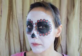 makeup header tutorial will help you and day of the dead 7 of 15