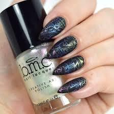 amazon com bmc shimmery creative nail art shimmery stamping