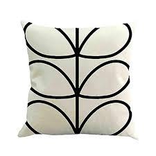 taie d oreiller pour canapé 2 pcs géométrie peinture housse de coussin en couvre lit taie d